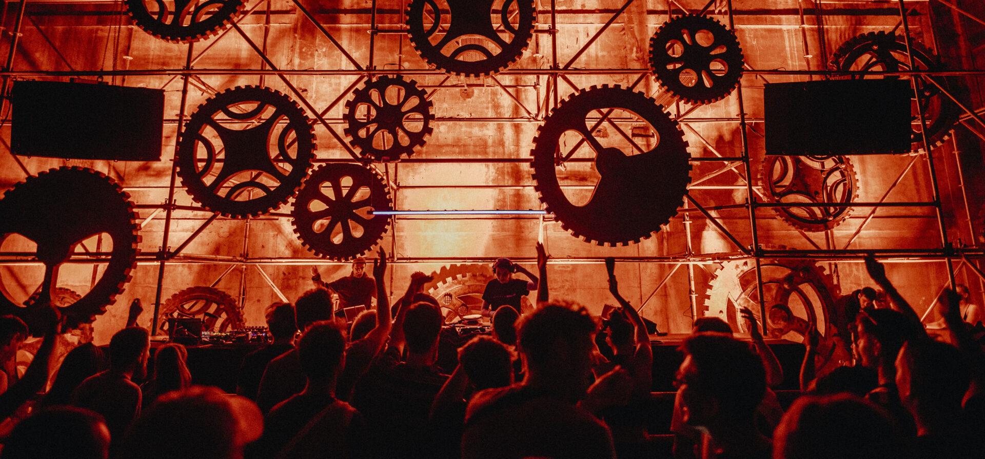 Simon Leloup Voltage Festival 13